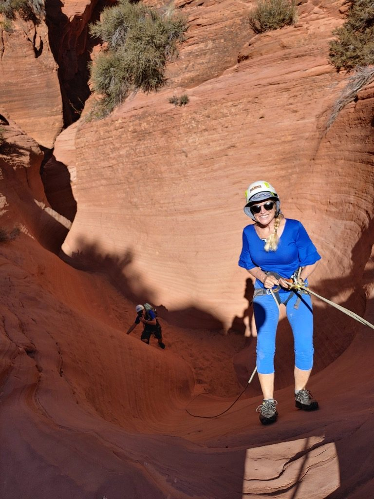 read what our explorers have to say about our Zion guided canyoneering adventures
