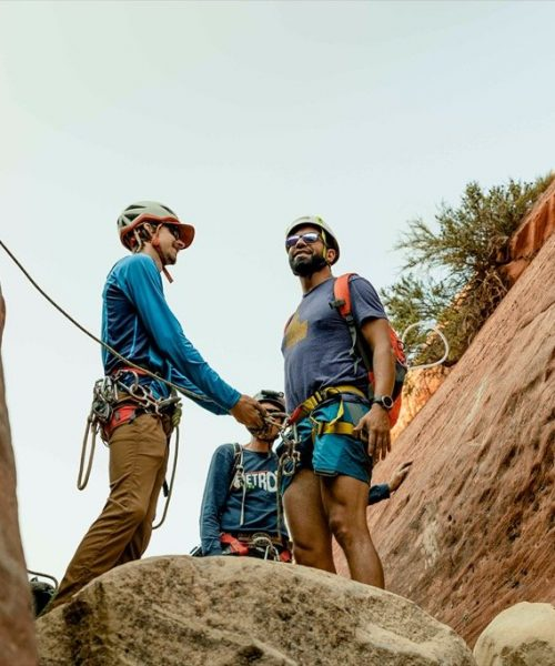 Canyoneering - Ladder Canyon with All Ways Adventure